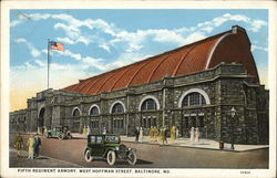 Fifth Regiment Armory, West Hoffman Street