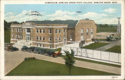 Gymnasium, Bowling Green State College