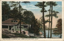 The Pavilion, Idlewood Lake