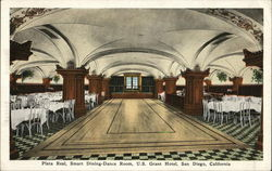 Plata Real, Smart Dining-Dance Room, U.S. Grant Hotel
