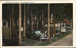 Cabins in the Pines, Lake Shore Park