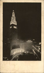 The Terminal Tower - Hotel Cleveland