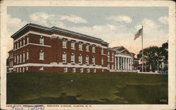 New State Normal School, Western Avenue