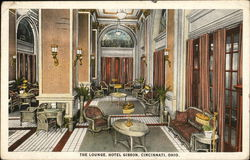 The Lounge, Hotel Gibson