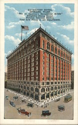 Davenport Hotel - 'One of America's Exceptional Hotels'