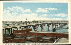 Fort Smith Free Bridge and Mo. Pac. R.R. Bridge