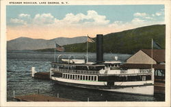 Steamer Mohican