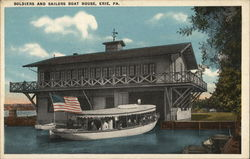 Soldiers and Sailors Boat House