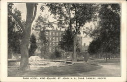 Park Hotel, King Square