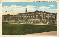 Woodward High School