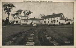 The College Club Inn