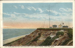 U.S. Wireless Station and Highland Light