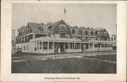 View of Kearsarge Hotel