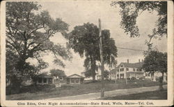 Glen Eden, Over Night Accommodations, State Road