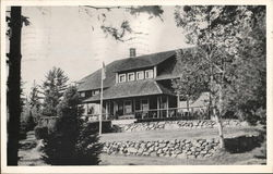 The Lodge, Saddleback Lake Canps