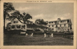 College Club Inn