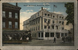 View of Hotel Rockland
