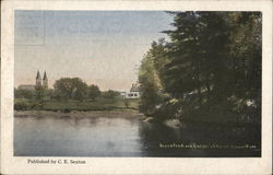 Bruce Pond and Catholic Church