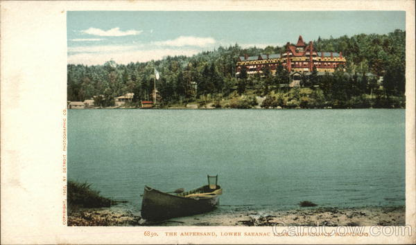 The Ampersand, Adirondack Mountains Saranac Lake New York