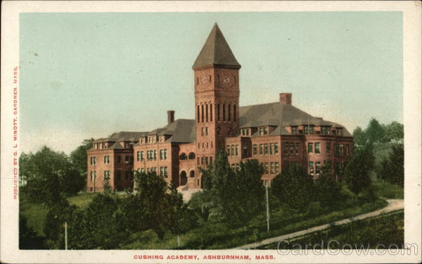 Cushing Academy Ashburnham Massachusetts