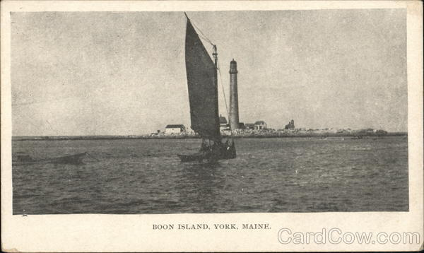 Boon Island York Maine