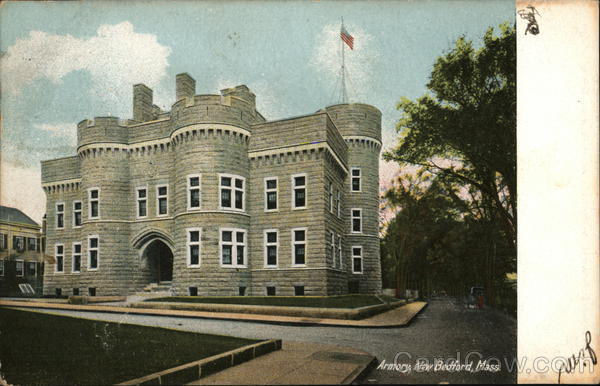Armory New Bedford Massachusetts