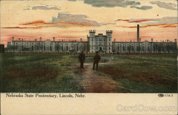 Nebraska State Penitentiary Lincoln Prisons