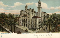 Jefferson Hotel Postcard