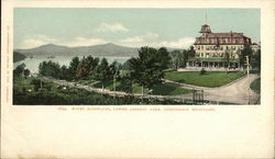 Hotel Algonquin, Lower Saranac Lake
