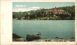 The Ampersand, Adirondack Mountains Postcard