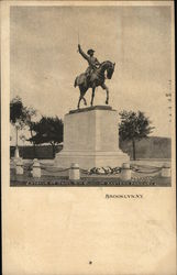 Statue of General H. W. Slocum, Eastern Parkway