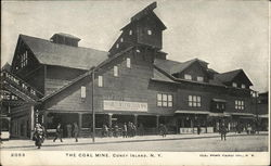 The Coal Mine, COney Island