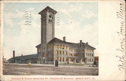 Chicago & North-Western Railway Passenger Station