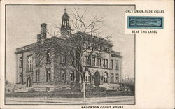 Brockton Court House