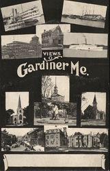 Views of Gardiner
