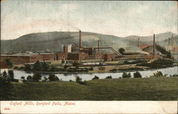 Oxford Mills Postcard
