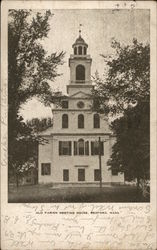 Old Parish Meeting House