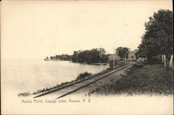 Rocky Point, Cayuga Lake