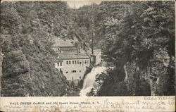 Fall Creek Gorge and Old Power House