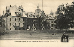 Cornell University - Lincoln Hall, College of Engineering