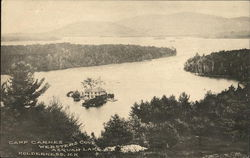Camp Carnes, Websters Cove, Asquam Lake