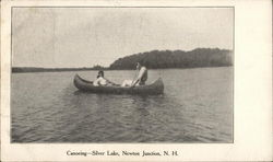 Canoeing - Silver Lake