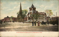 Court House and First Church