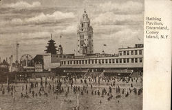 Bathing Pavilion, Dreamland, Coney Island