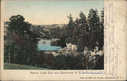 Matoon Creek Bay Postcard