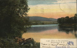 View on the Chenango