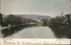 View of Chenango River