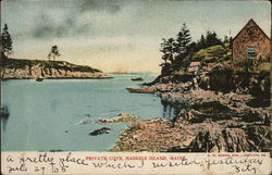 Private Cove,  Haskell Island