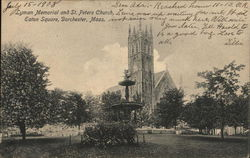 Lyman Memorial and St. Peters Church, Eaton Square