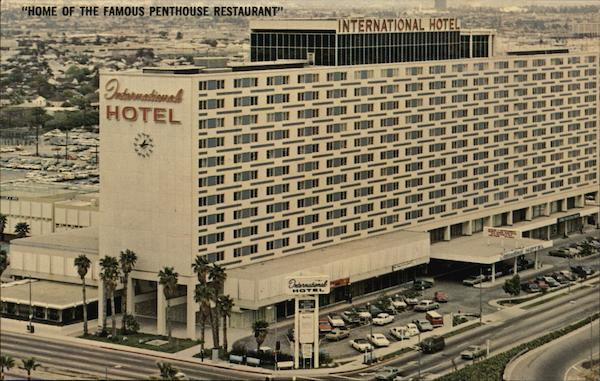 International Hotel Los Angeles California